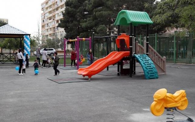 Uşaq parkındakı atraksionları sındıran 5 kişi saxlanıldı