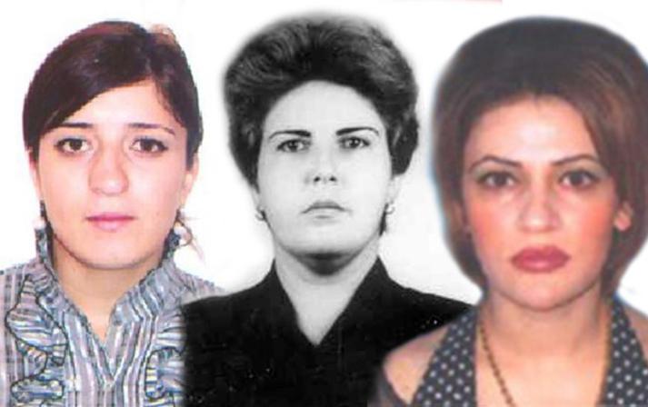 Bütün dünyanın axtardığı üç azərbaycanlı qadın